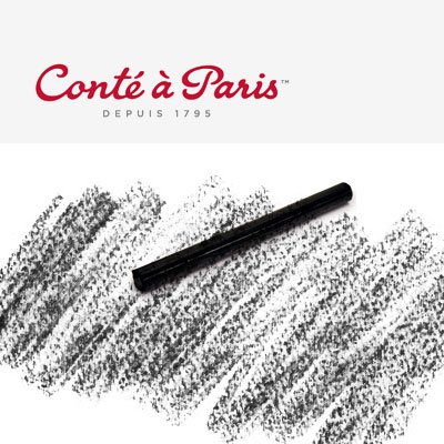 Conte Compressed Charcoal