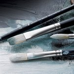 Winsor & Newton - Oil & Acrylic Colour Brushes