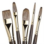 Winsor & Newton - Monarch Oil Colour Brushes