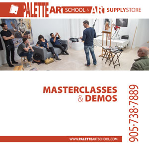 Oil Painting Masterclasses and Demos