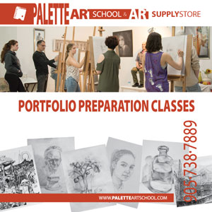 Portfolio Preparation Classes