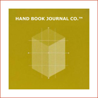 HAND BOOK JOURNAL CO™